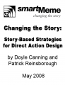 smartMeme: Story Based Strategies for Direct Action Design