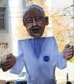 Dr James Hansen Puppet