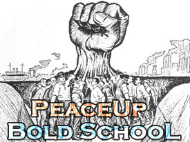 PeaceUp Bold School
