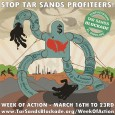 On Saturday, March 23 at noon, Utah Tar Sands Resistance and allies will rally together at the Chevron refinery (at 2300 North 1100 West) as part of the cross-continental Week of […]