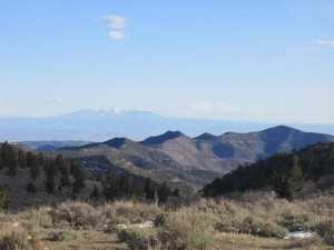 East Tavaputs Country and the La Sals