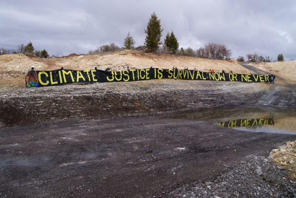 Climate Justice Is Survival: Now or Never