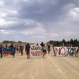 July 21, 2014 FOR IMMEDIATE RELEASE Opponents to enforce shutdown of tar sands mine today PR SPRINGS, Utah–About 80 climate justice land defenders right now are using their bodies to […]