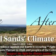 Canadian company U.S Oil Sands has paid their reclamation bond of $2.2 million and has now begun major construction at their second tar sands strip mine in the Book Cliffs […]