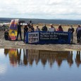 BREAKING: Five Land defenders were arrested yesterday morning at the construction site of US Oil Sands' tar sands strip-mine in Utah. The Canadian company's 32,000 acre lease-holding are on state-managed […]